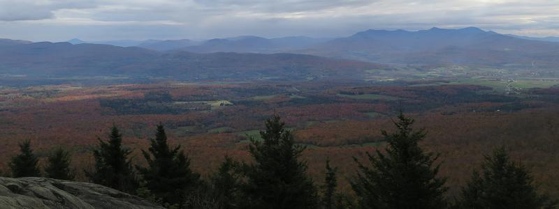 Vue du Mont Pinacle View_S